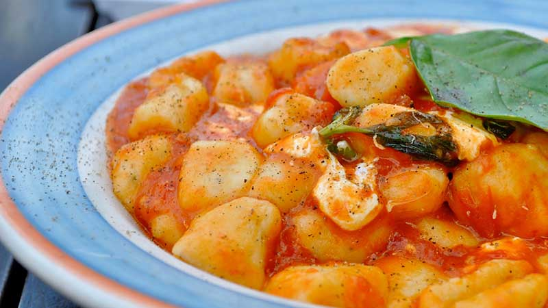 Homemade Gnocchi Like Grandma Used to Make.